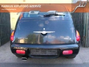 Chrysler PT Cruiser 1.6l kipufogó hang