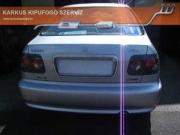 Honda Civic 1.5 sportkipufogó szolíd hang