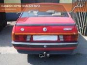 Alfa Romeo 75 2.0 sportkipufogó hang