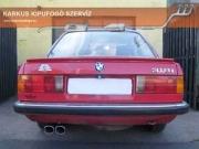 BMW E30 318 sportkipufogó hang