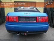 Audi 80 2.0 8V Cabrio halk kipufogó hang