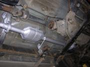 Ford Ranger 2.5 TD, Mazda B2500 és BT50 tulajdonosok figyelem: utángyártott katalizátor és lopás elleni védelem a Karkus kipufogónál!