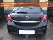 Opel Astra OPC 2.0 16V turbo sportkipufogó hang