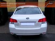 Subaru Legacy 2.5 Boxer hátsó sportkipufogó dobok, szolíd hangzással