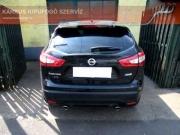 Nissan Qashquai 1.5 turbo diesel sportkipufogó hang