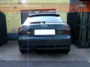 Audi S3 1.8 20v turbo sportkipufogó hang