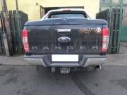 Ford Ranger turbo diesel halk sportkipufogó hang