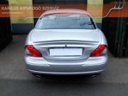 Jaguar X-Type 3.0 V6 sportkipufogó hátsó dobok közepes hangzással