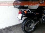 Yamaha XTR 660 sportkipufogó hang
