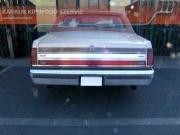 Lincoln 5.0 V8 kipufogó hang
