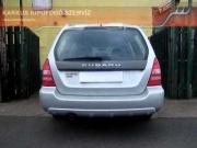 Subaru Forester 2.0i halk sportkipufogó hang
