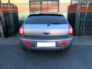 Chrysler 300C turbo diesel sportkipufogó hang