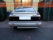 Audi Coupe Quattro 2.2i kipufogó hang