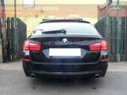 BMW F11 535 Twin turbo sportkipufogó hang