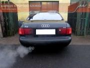 Audi A8 4.2 V8 halk sportkipufogó hang