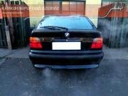 BMW E36 323i Compact utángyártott kipufogó hang